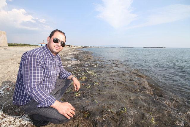 Ayvalık'ta deniz ve kumsaldan demir çıkarılacak