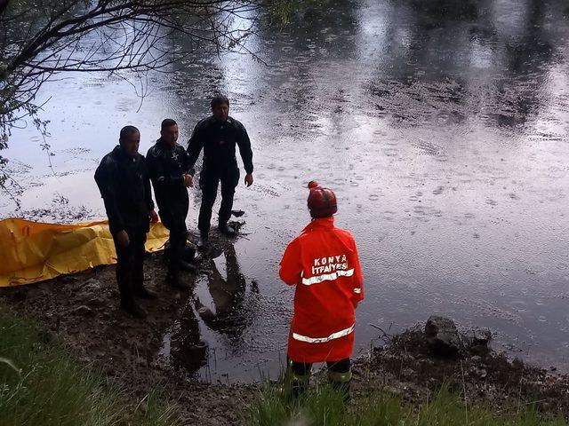 Barajda boğuldu
