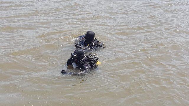 Balık tutarken Sakarya Nehri'nde kayboldu (2)