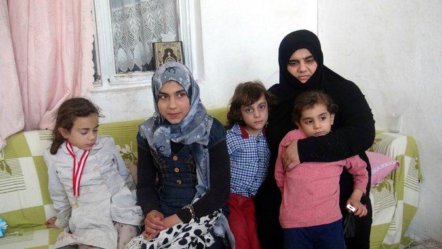 5 çocuklu Suriyeli kadın, tedavisini sürdürmek istiyor