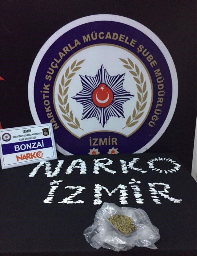 İzmir merkezli uyuşturucu operasyonuna 6 tutuklama