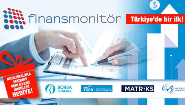 Yatırımcıları 'Finans Monitör' Platformuna davet ediyoruz