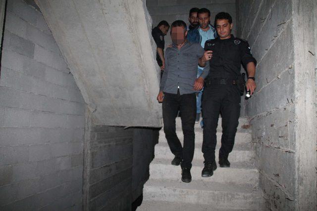 Polis intihardan vazgeçirdi