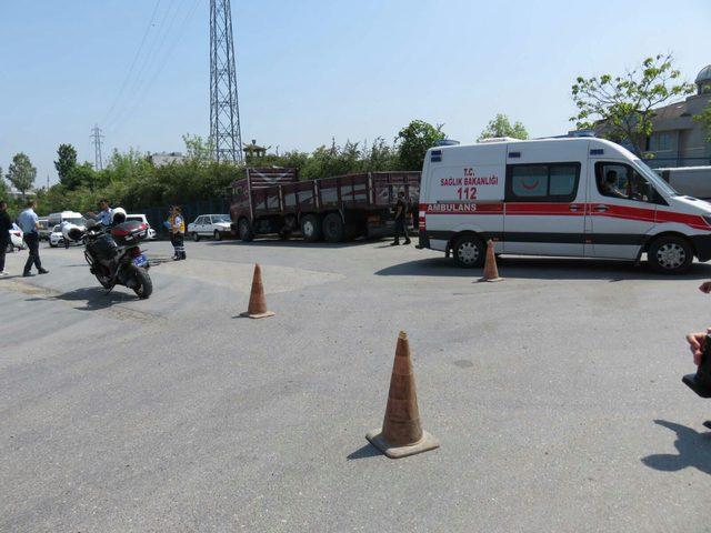 Ümraniye'de silahlı kavga: 2 yaralı 1