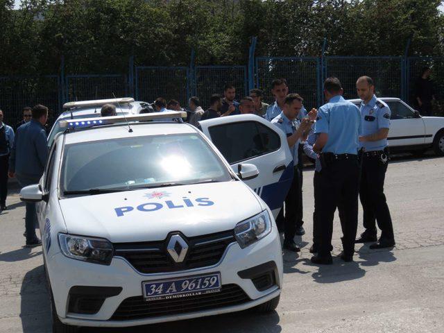 ek fotoğraflarla geniş haber // Ümraniye'de silahlı kavga: 2 yaralı