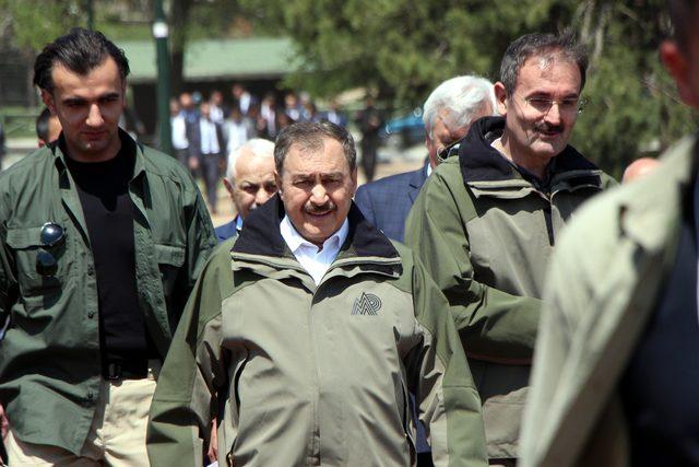 Bakan Eroğlu: Kurdukları ittifak çökecektir(2)
