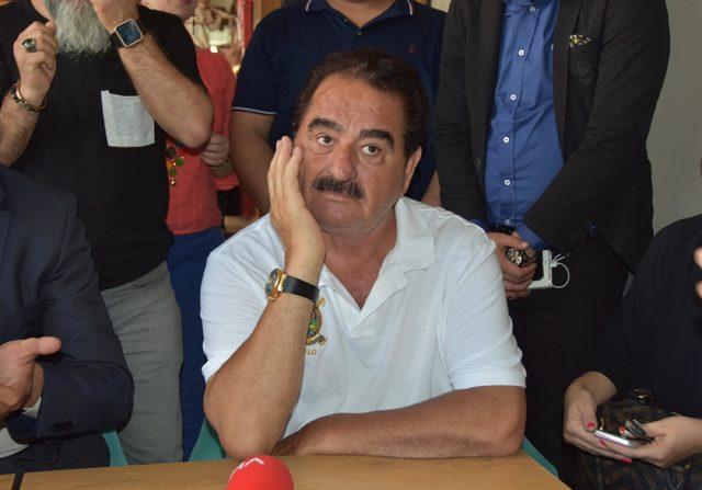 Tatlıses: AK Parti'ye gönlümü verdim, gerekirse kellemi de veririm