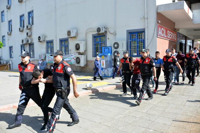 Kahramanmaraş'ta otomobil hırsızlığına 4 tutuklama