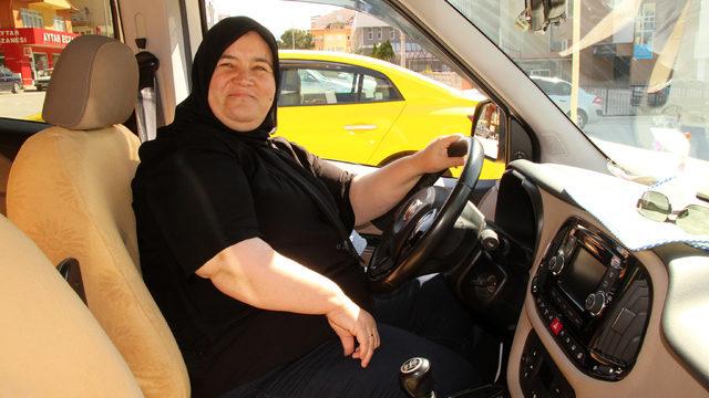 Burdur'un 'Şoför Nebahat'i, Sebahat abla