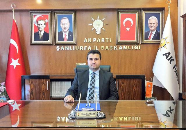 Şanlıurfa'da AK Parti'ye 300 aday adayı başvurusu