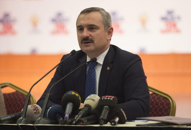 AK Parti İstanbul İl Başkanı Şenocak: Hedefimiz yüzde 60+1