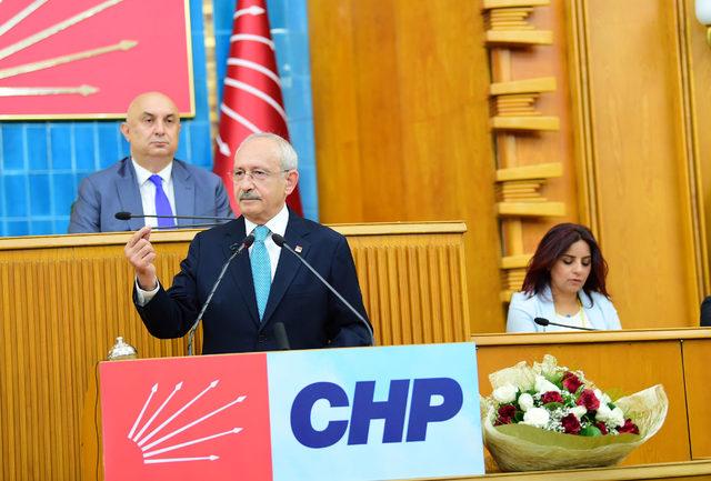 Kılıçdaroğlu: FETÖ'nun siyasi ayağı ile işbirliği yapanlar şimdi seçmenleri suçlama noktasına geldiler (1)