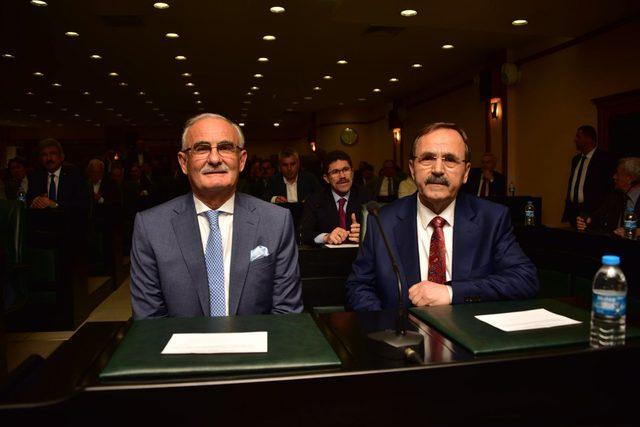 Samsun Büyükşehir Belediye Başkanlığı'na Zihni Şahin seçildi