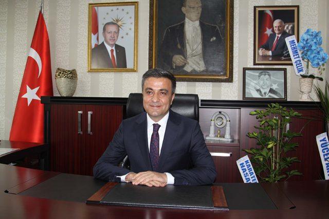 AK Partili Boz, Çankırı Belediye Başkanı seçildi