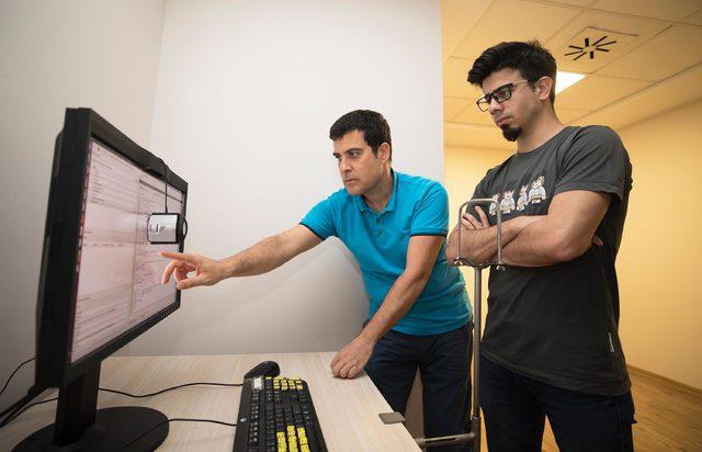 Harvard'da görme engellilere umut olacak