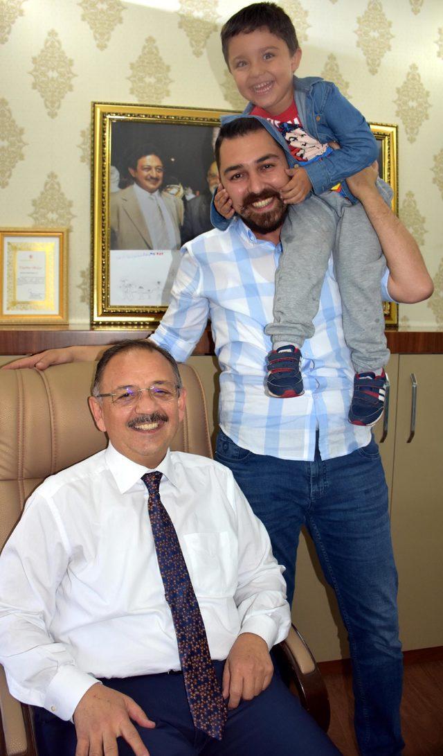 Bakan Özhaseki: Çarpık imara göz yuman belediye başkanına hapis cezası gelsin