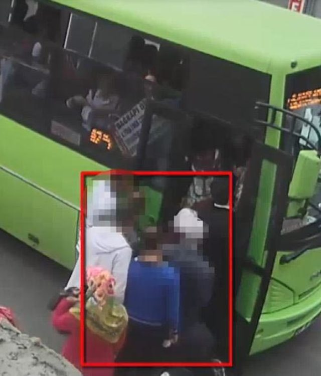 Yolcu gibi davranan polisler, yankesicileri suçüstü yakaladı
