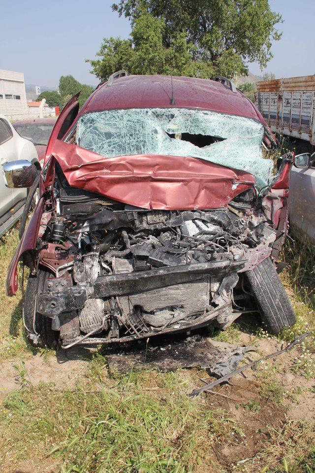 5 kişilik ailenin yok olduğu kazayla ilgili 'beyaz araç' iddiası
