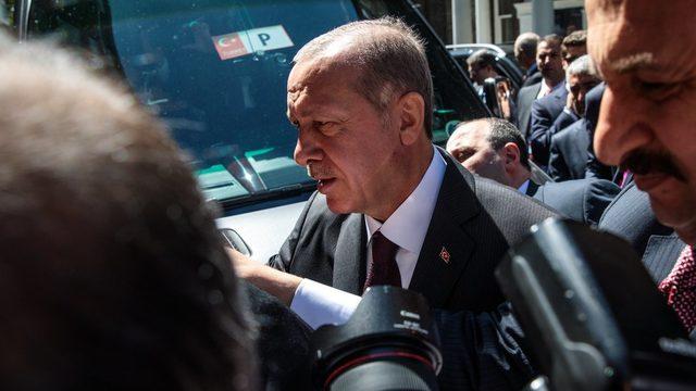 Erdoğan Londra'da