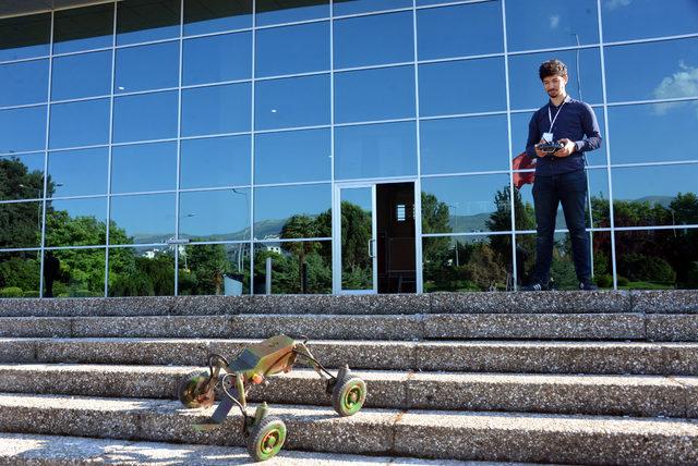 Üniversiteliler, drone'lu terör saldırılarına karşı Anti İHA geliştirdi
