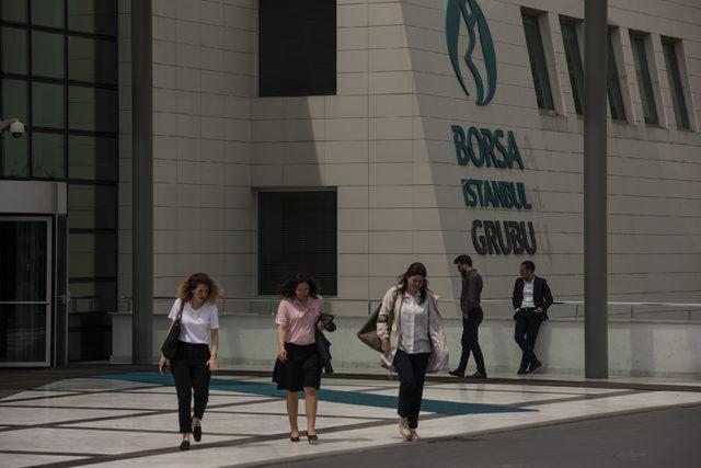 Borsa İstanbul ve Tahtakale'de hareketlilik