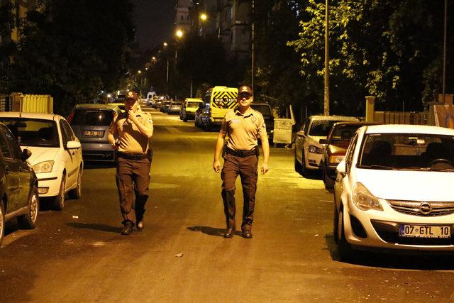 Antalya sokakları bekçilere emanet (2)