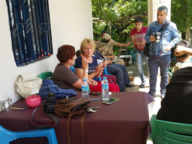 Nemrut Dağı'nda kaybolan Polonyalı turistin cesedi bulundu / Fotoğraflar
