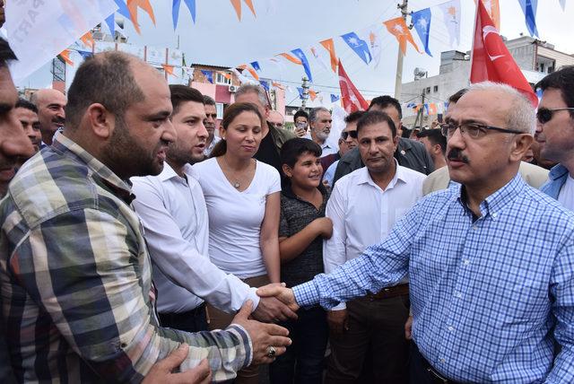 Kalkınma Bakanı Elvan: Tapu ve ruhsat sorununu çözdük