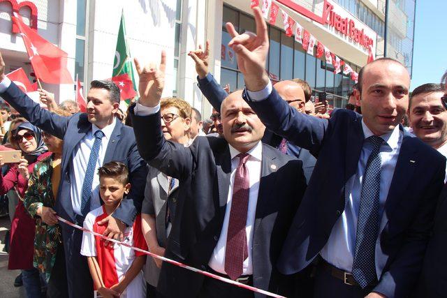 MHP'li Usta: Bu ittifak seçime yönelik bir ittifak değil