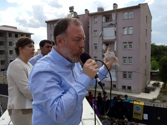 HDP Eş Genel Başkanı Temelli: İktidar düşecek, faiz ve döviz de düşecek