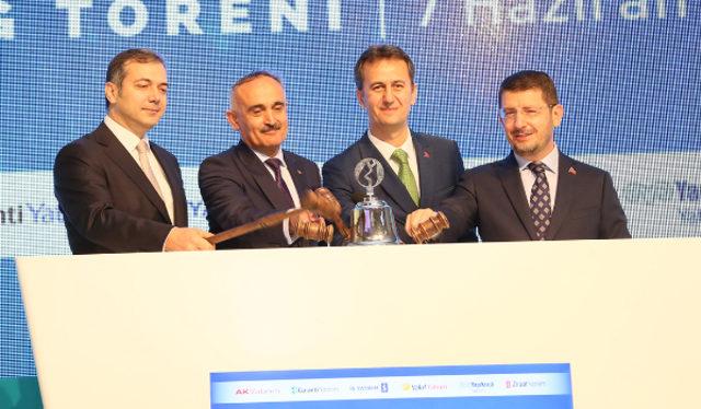 Borsa İstanbul'da Gong, ikincil halka arzını başarıyla tamamlayan Aselsan A.Ş. için çaldı