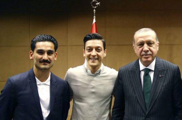 Mesut İlkay Recep Tayyip Erdoğan