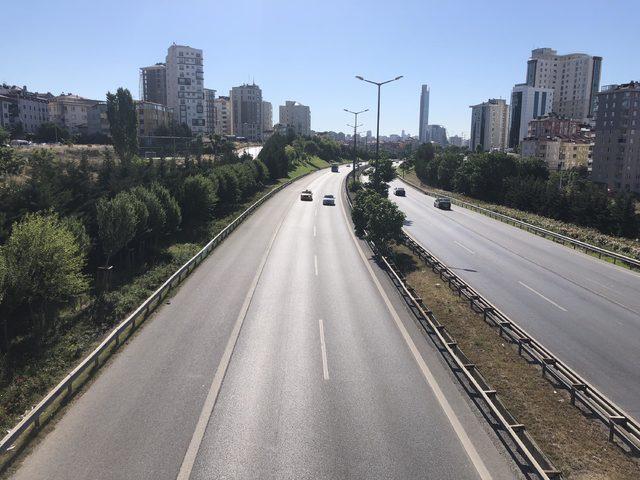 İstanbul trafiğinde bu sabah