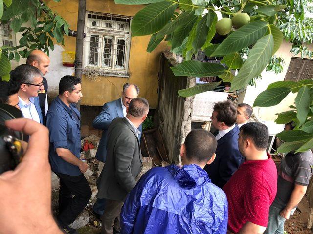 Kahramanmaraş'ta sel faciası: Anne ve 2 çocuğu bodrum kattaki dairede boğuldu