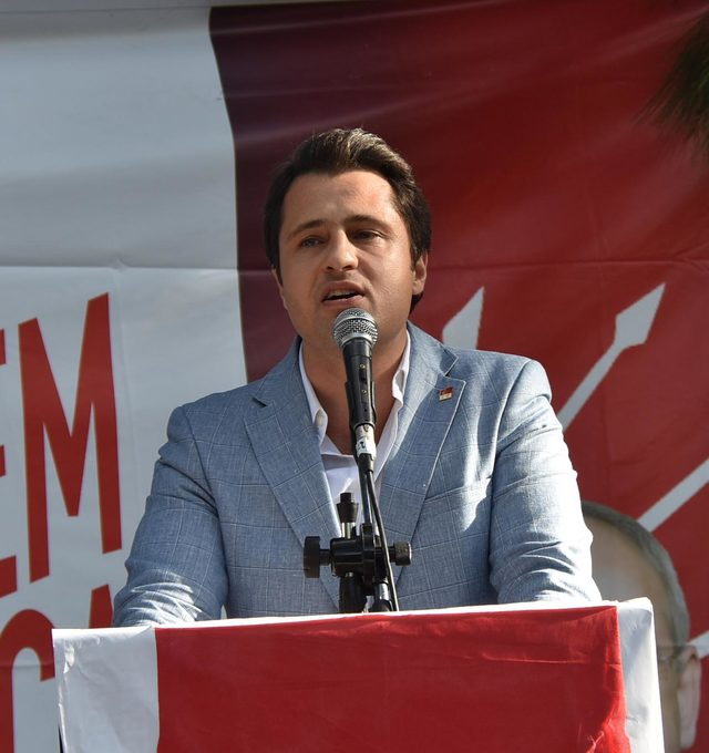 CHP İzmir'de bayramlaşma töreni yapıldı