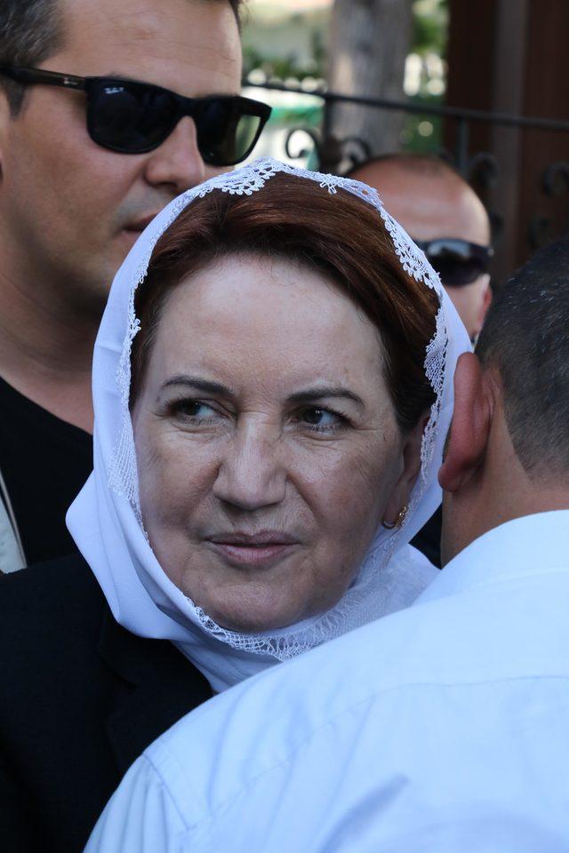 İYİ Parti Samsun milletvekili adayı Özyer, son yolculuğuna uğurlandı