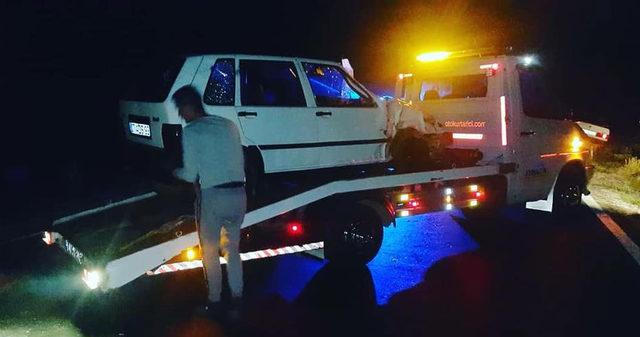 Hadise konserine giderken kaza yapan iki genç öldü