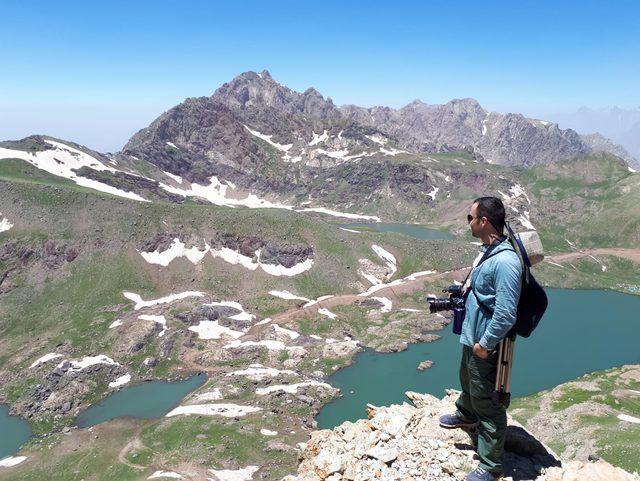 4 bin 135 rakımlı Cilo-Sat Dağları'nda festival