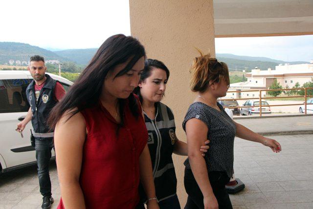Aylık 5 bin TL gelir vaat ettiği kadınlara fuhuş yaptırdığı iddiası