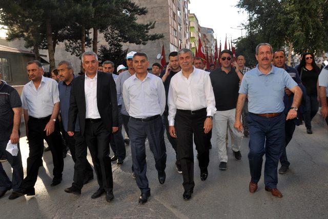 Tatvan Doğu Anadolu Kültür ve Sanat Festivali başladı