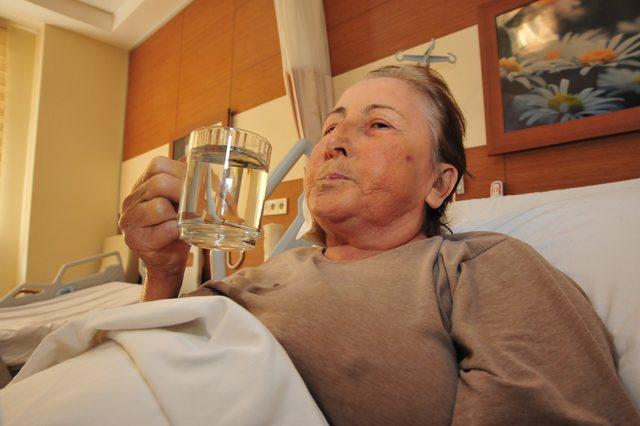 23 yıllık doya doya su içme hasreti son buldu