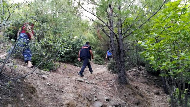 Hatay'da kaybolan 6 yaşındaki Ufuk aranıyor