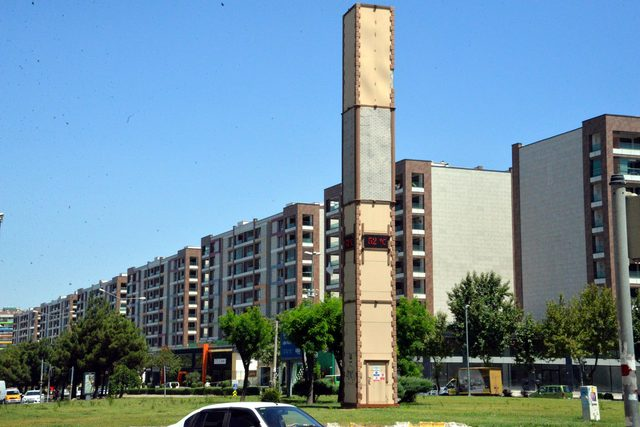 Diyarbakır'da termometre 52 dereceyi gösterdi