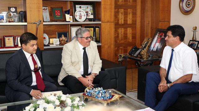 Rus Büyükelçi Erkhov: Türk turizm endüstrisinin turistlere ihtiyacı var, işte bu da biziz