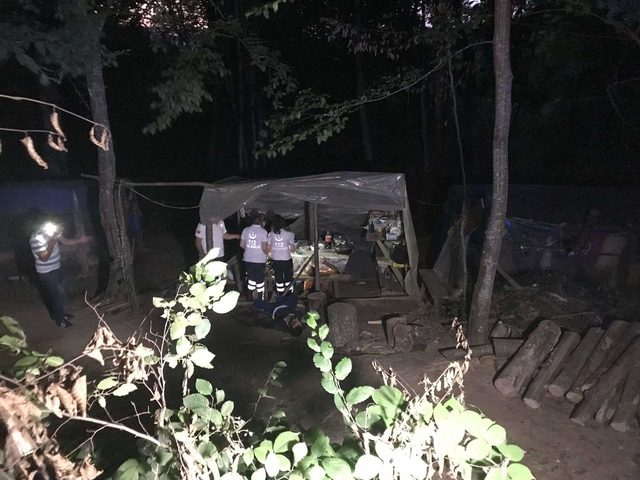 Düzce'de ormanda odun kavgası: 3 ölü, 3 yaralı (2) Yeniden