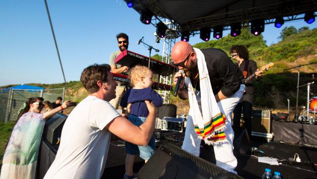 Dünya Reggae Günü İstanbul'da kutlandı