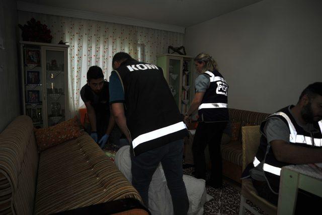 Bursa merkezli 14 ilde silah kaçakçılığı operasyonu