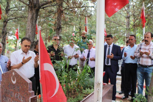 Kırıkkale MKE patlamasının 21. yıl dönümünde anma töreni