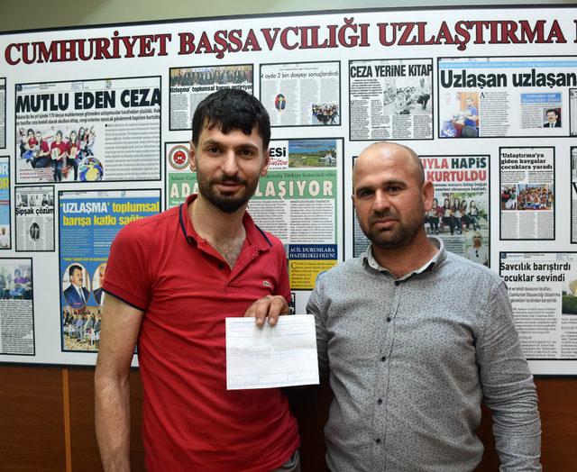 Trafik kavgasıyla mahkemelik oldu, LÖSEV'e bağışla kurtuldu