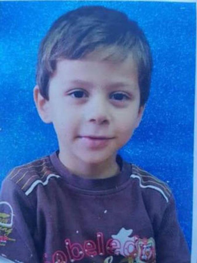 Hatay'da kaybolan 6 yaşındaki Ufuk Tatar5